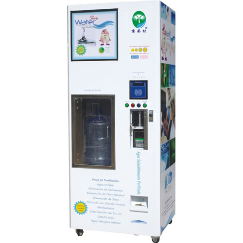 ro water machine
